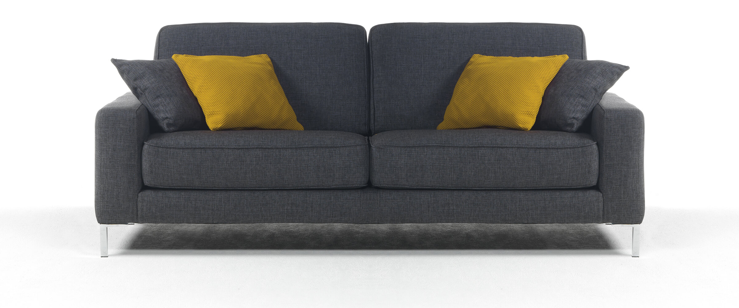 Sofa Bed Available In Three Diffe Dimensions With Mattress Cm 120 140 And 160cm Mechanism Lampolet Wooden Slats 17 Spring